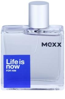 Mexx Life is Now for Him After Shave für Herren 50 ml