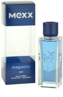 Mexx Magnetic Man Eau de Toilette für Herren 75 ml