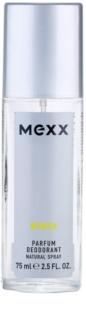 Mexx Woman deodorant s rozprašovačem pro ženy 75 ml