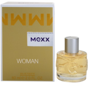 Mexx Woman New Look Eau de Toilette für Damen 60 ml