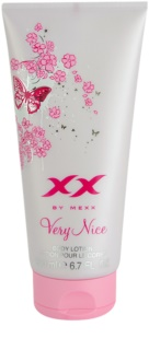 Mexx XX By Mexx Very Nice leche corporal para mujer 200 ml