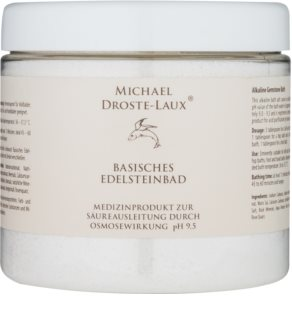 Michael Droste-Laux Basiches Naturkosmetik alkalická koupelová sůl pH 9,0 - 9,5