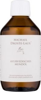 Michael Droste-Laux Basiches Naturkosmetik Detox Mouth Oil