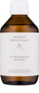 Michael Droste-Laux Basiches Naturkosmetik detoxikáló szájvíz