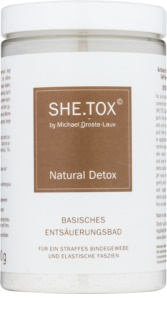 Michael Droste-Laux SHE.TOX Detox Bath