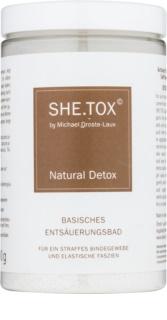 Michael Droste-Laux SHE.TOX detoksikacijska kupka