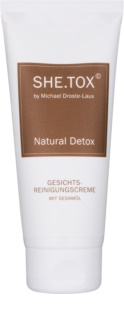 Michael Droste-Laux SHE.TOX Purifying Cream for All Skin Types