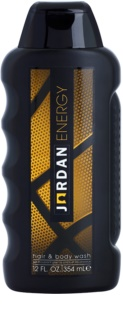 Michael Jordan Jordan Energy Douchegel voor Mannen 354 ml