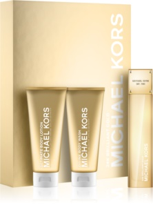 Michael Kors 24K Brilliant Gold Gift Set  II.