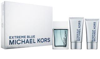Michael Kors Extreme Blue ajándékszett I.