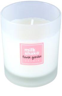 Milk Shake Flower Garden Mirisna svijeća 150 g