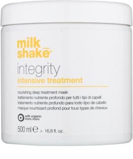 Milk Shake Integrity