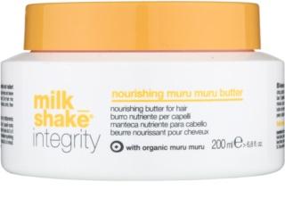 Milk Shake Integrity manteiga profundamente nutritiva para cabelo seco a danificado