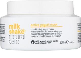 Milk Shake Natural Care Active Yogurt Aktiv-Maske mit Jogurth für das Haar