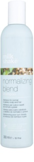 Milk Shake Normalizing Blend champô para cabelo normal a oleoso