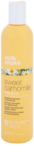 Milk Shake Sweet Camomile Shampoo met Kamille  voor Blond Haar