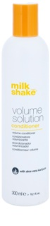 Milk Shake Volume Solution acondicionador para cabello normal y fino  para dar volumen y forma