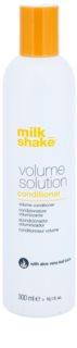 Milk Shake Volume Solution après-shampoing pour cheveux normaux à fins volume et forme