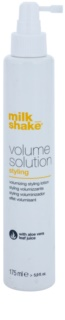 Milk Shake Volume Solution spray styling para volume e forma