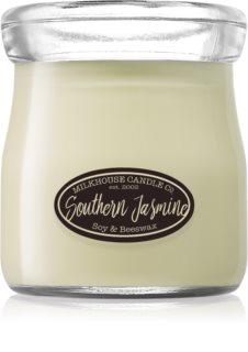 Milkhouse Candle Co. Creamery Southern Jasmine Duftkerze  142 g Cream Jar