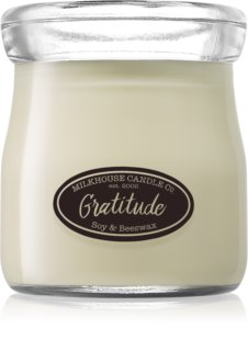 Milkhouse Candle Co. Creamery Gratitude Duftkerze  142 g Cream Jar