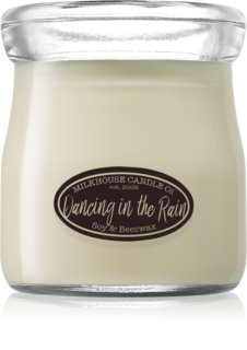 Milkhouse Candle Co. Creamery Dancing in the Rain bougie parfumée 142 g Cream Jar