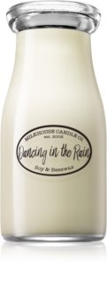 Milkhouse Candle Co. Creamery Dancing in the Rain illatos gyertya  227 g Milkbottle
