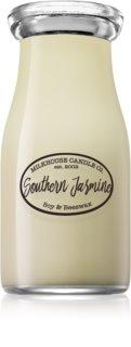 Milkhouse Candle Co. Creamery Southern Jasmine Duftkerze  227 g Milkbottle