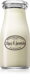 Milkhouse Candle Co. Creamery Citrus & Lavender Scented Candle 227 g Milkbottle