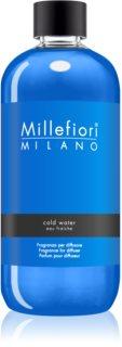 Millefiori Natural Cold Water ricarica per diffusori di aromi 500 ml