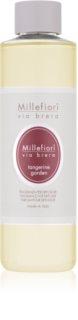 Millefiori Via Brera Tangerine Garden ricarica per diffusori di aromi 250 ml