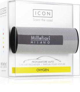 Millefiori Icon Oxygen illat autóba Textile Geometric