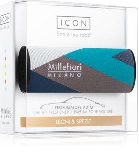 Millefiori Icon Legni & Spezie désodorisant voiture    Textile Geometric