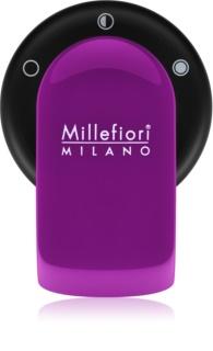 Millefiori GO Sandalo Bergamotto autoduft viola