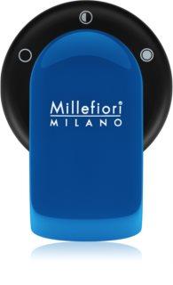 Millefiori GO Sandalo Bergamotto ambientador auto   Azzurro
