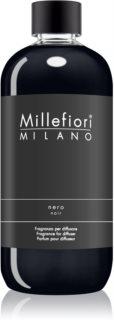 Millefiori Natural Nero reumplere în aroma difuzoarelor 500 ml