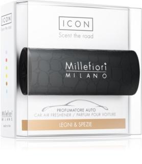 Millefiori Icon Legni & Spezie aромат для авто   Urban