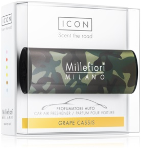 Millefiori Icon Grape Cassis aромат для авто Animalier