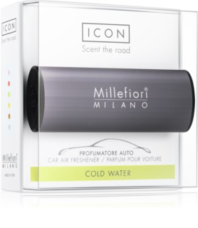 Millefiori Icon Cold Water aроматизатор за автомобил Classic