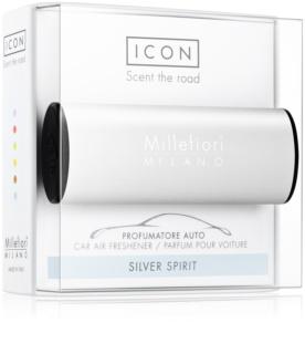 Millefiori Icon Silver Spirit vôňa do auta   Classic