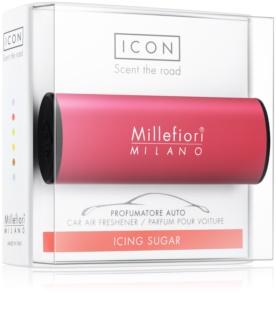 Millefiori Icon Icing Sugar Car Air Freshener   Classic
