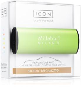 Millefiori Icon Sandalo Bergamotto Autoduft   Classic