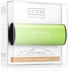 Millefiori Icon Sandalo Bergamotto aромат для авто   Classic