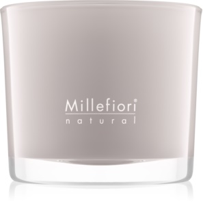 Millefiori Natural White Musk Scented Candle 180 g