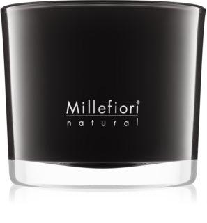 Millefiori Natural Nero bougie parfumée 180 g