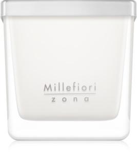 Millefiori Zona Amber & Incense dišeča sveča