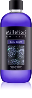 Millefiori Natural Berry Delight ricarica per diffusori di aromi 500 ml