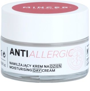 Mincer Pharma AntiAllergic N° 1200 зволожуючий денний крем для розширених та потрісканих вен