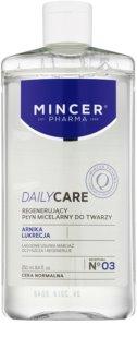 Mincer Pharma Daily Care N° 00 micelárna čistiaca voda s regeneračným účinkom