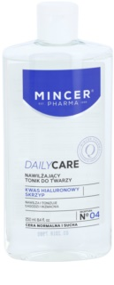 Mincer Pharma Daily Care N° 00 tónico facial hidratante